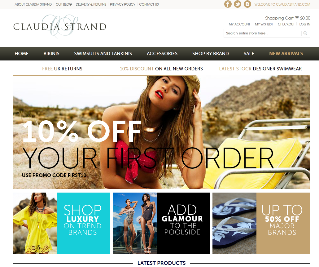 Magento CMS | Fix url front page banner | web content updates